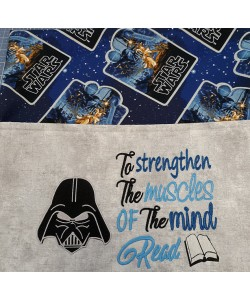 Star Wars embroidery To strengthen Designs