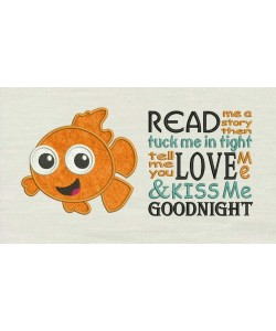 Nemo with read me story