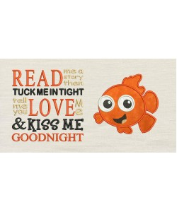 Nemo with Read me a story