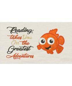 Nemo with reading takes you