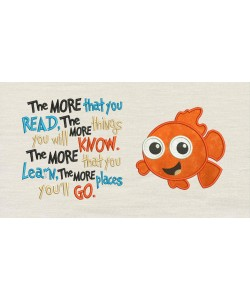 Nemo with the more that you read