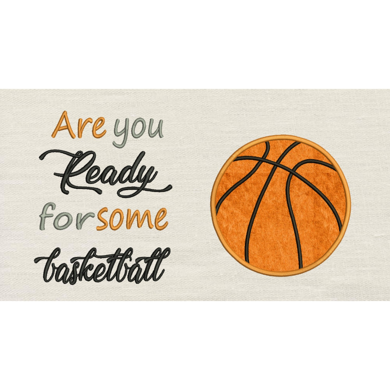 Basketball with Are You basketball