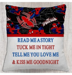 Read me a story V4 embroidery