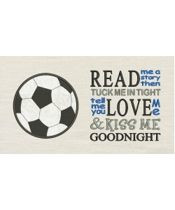 Football Football with Read me a story