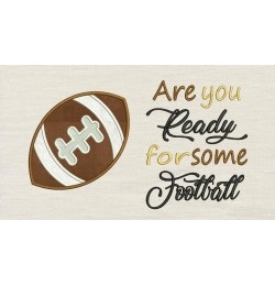 Football with Are You Ready