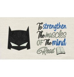 Batman Mask with To strengthen