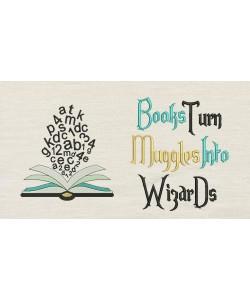 Book almaerifa with Books turn