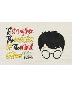 Harry Potter Face Applique To strengthen