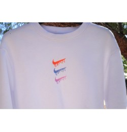 Nike Triple Colors Embroidery