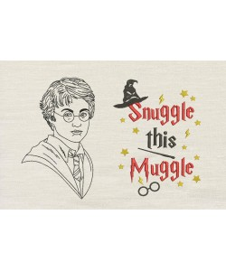 Harry potter line with Snuggle
