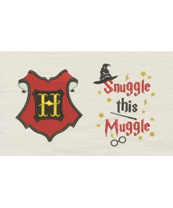 Hogwarts with Snuggle