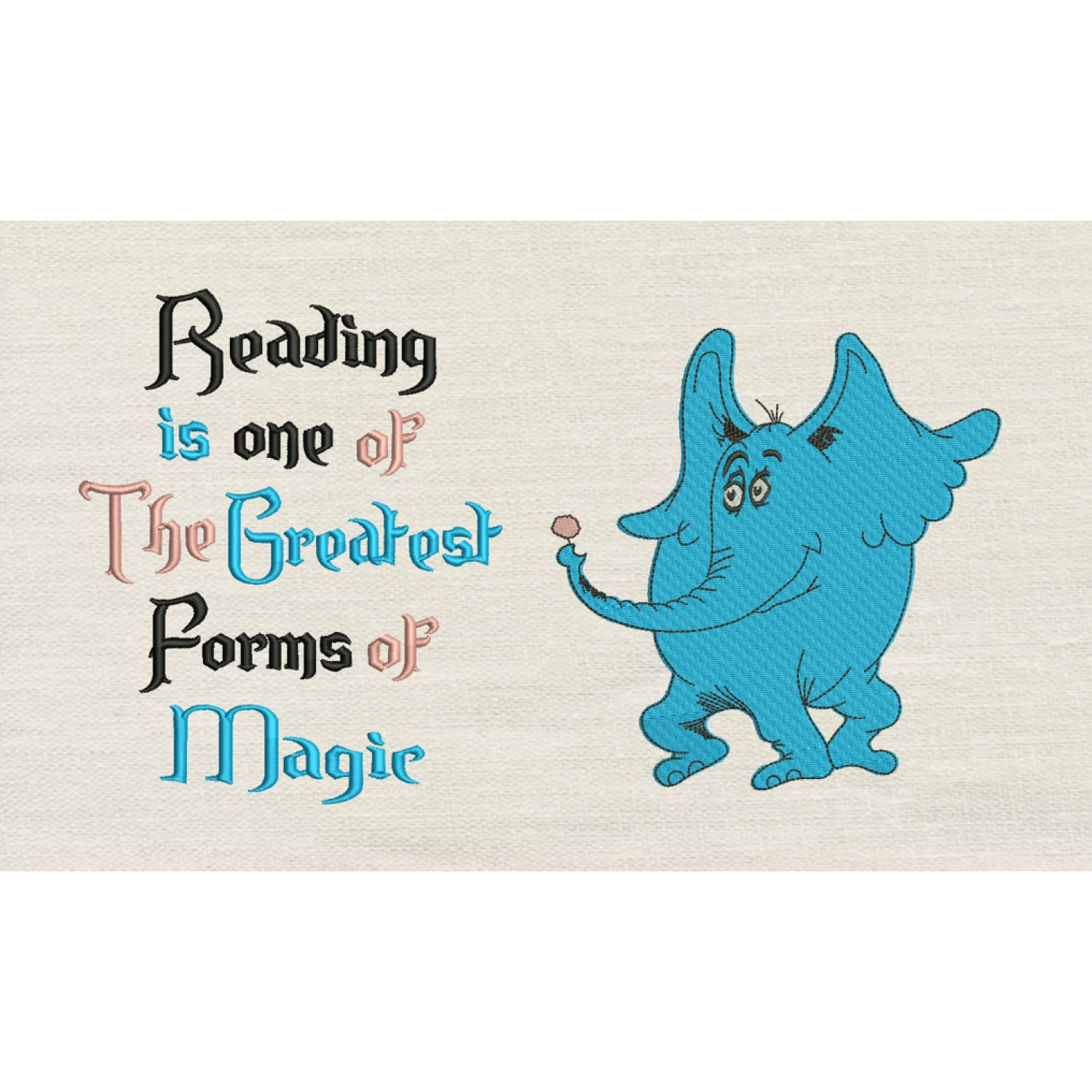 Horton with Reading is one