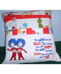 Thing 1 Thing 2 with the more that you read designs