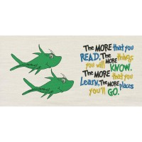 Two fish with the more that you read