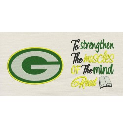 Green Bay Packers with To strengthen