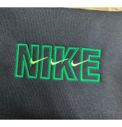 Nike Triple Machine Embroidery Design