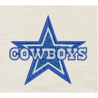 Dallas Cowboys Applique