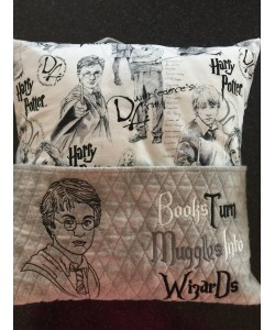 Harry Potter line Books Turn