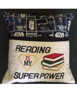 Reading is My Super power v3