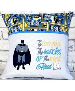 batman applique with To strengthen 2 designs 3 sizes