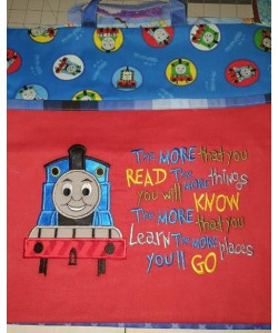 thomas the train the more that you read