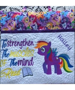 my little pony with To strengthen 2 designs 3 sizes