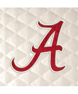 Alabama logo applique