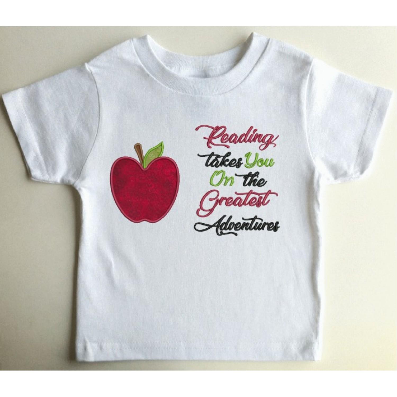 apple reading takes you