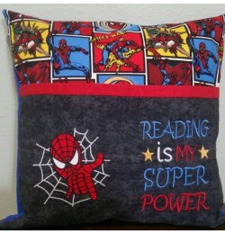 Spiderman Reading is My Super Power designs