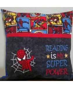 Spiderman Reading is My Super Power designs