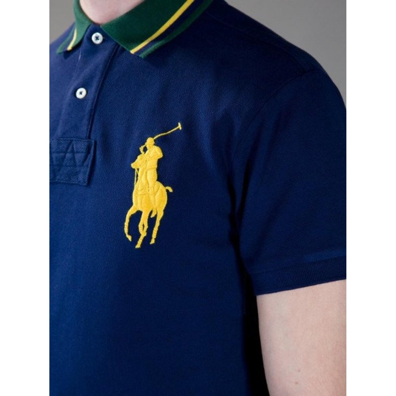 Polo ralph embroidery design