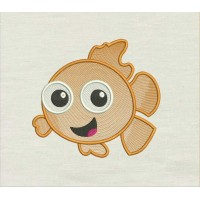 Nemo embroidery